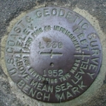 NGS Bench Mark Disk L 339