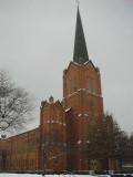 NGS Landmark/Intersection Station BINGHAMTON FIRST PRESB CHURCH