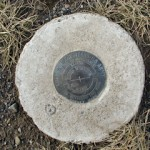 Army Corps of Engineers Survey Mark 366+50