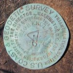 NGS Triangulation Station Disk HIGH KNOB