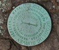 NGS Reference Mark Disk HIGH KNOB RM 1