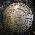USGS Bench Mark Disk P 49