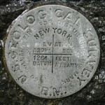 USGS Bench Mark Disk 1264 A
