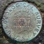 USGS Bench Mark Disk 648 USGS