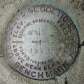 NGS Bench Mark Disk M 140
