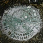 Local Engineer Survey Disk WEST PITTSTON RESET 1935