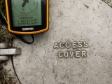 Access cover and GPSr.