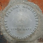 MDDOT Bench Mark Disk OC 9