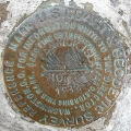 NGS Reference Mark Disk BOUNDARY MON INITIAL DE MD
