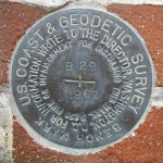 NGS Bench Mark Disk B 29
