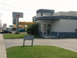 This Truckers and Savings bank is now a branch of Bank of America.