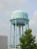 MDDOT Landmark/Intersection Station OCEAN CITY 66TH ST WATER TANK
