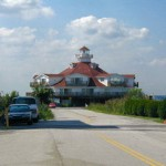 MDDOT Landmark/Intersection Station OCEAN CITY PARKERS LIGHTHOUSE