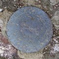 NGS Reference Mark Disk THORPE RM 2