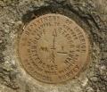USGS Reference Mark Disk CLIFF ET RM 1