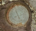 USGS Reference Mark Disk CLIFF ET RM 2