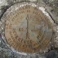 USGS Reference Mark Disk HEM ET RM 1