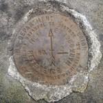 USGS Reference Mark Disk HEM ET RM 2