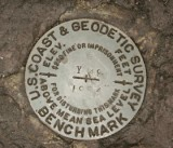 NGS Bench Mark Disk Y 49