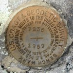 NGS Bench Mark Disk P 235