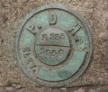PDH Bench Mark Disk N 235