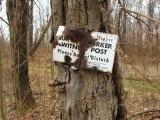Witness marker.