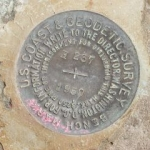 NGS Bench Mark Disk H 237