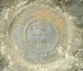 NGS Azimuth Mark Disk EGYPT AZ MK