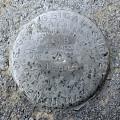 USGS Bench Mark Disk 46 B
