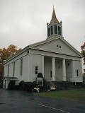 The New Prospect Reformed Church.