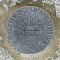 USGS Bench Mark Disk 437