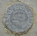 USGS Bench Mark Disk 538
