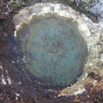 USGS Bench Mark Disk 30 M