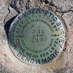 NGS Bench Mark Disk J 11