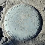 USGS Bench Mark Disk 29 JPN