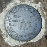 USGS Electronic Traverse Station ET 5 CRH