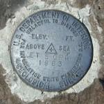 USGS Electronic Traverse Station ET 5 CRH