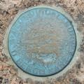 USGS Bench Mark Disk K 24