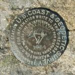 USGS Triangulation Station Disk GREAT HEAD