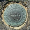 USGS Reference Mark Disk GREAT HEAD RM 2