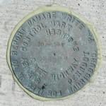PennDOT Survey Mark 03-35T