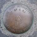 Port Authority of NY & NJ Downtown Restoration Program Disk BP