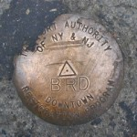 Port Authority of NY & NJ Downtown Restoration Program Disk BRD