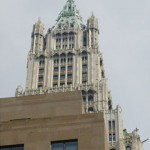 NGS Landmark/Intersection Station MANHATTAN WOOLWORTH BLDG TWR