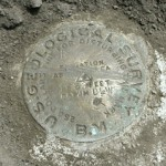 USGS Bench Mark Disk DLW 1889