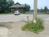 Gouldsboro station has been restored.