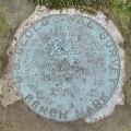 USGS Bench Mark Disk 37 B