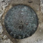 NYSDOT Survey Mark PTOLEMY