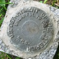 NPS Boundary Monument NPS (Unstamped, Acadia #1)