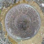 NGS Bench Mark Disk Y 144